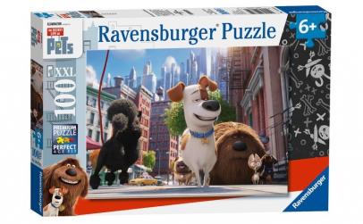 Puzzle Viata Secreta A Animalelor, 100