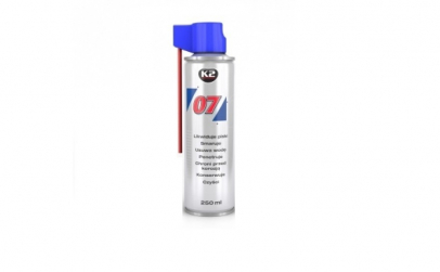 Spray lubrifiant 007 250 ml e0725, K2