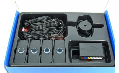 Sistem 4 senzori parcare cu difuzor