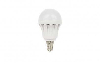 Bec led 5w e14 plastic lumina calda