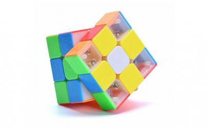 Cub Rubik 3x3x3 ShengShou Magnetic Mr. M