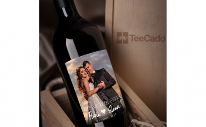 Vin personalizat Happily ever after