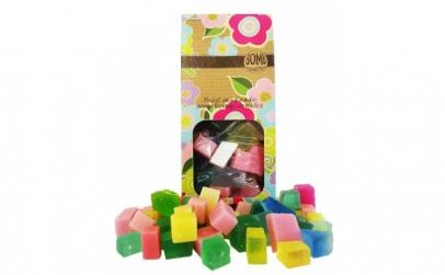 Set cadou Soap Chuncks, Bomb Cosmetics,