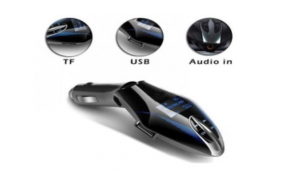Car kit auto, modulator FM, Bluetooth