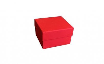 Cutie rosie pentru ambalare ceasuri de