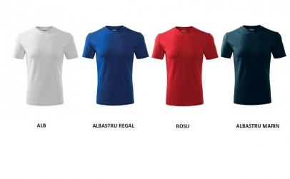 Set 4 tricouri din Bumbac 100%