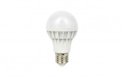 Bec led 7w plastic lumina rece