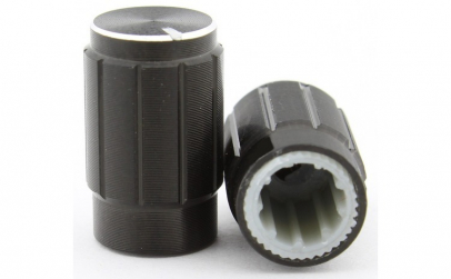 Buton pentru potentiometru, 10mm,