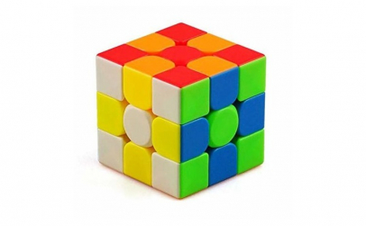 Cub Rubik 3x3x3 stickerless, 41CUB