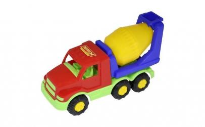 Camion betoniera POLESIE GOSHA 27,4 cm ,