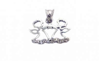 Pandantiv Argint 925, Ingeri