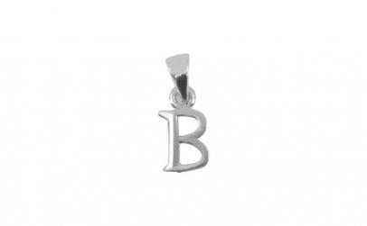 Pandantiv Argint 925, Litera B