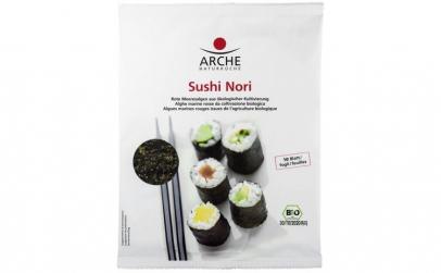 Sushi Nori, Alge marine bio pentru