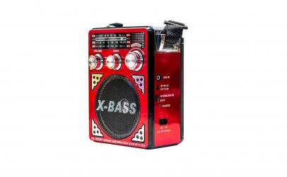 Radio, MP3, Lanterna