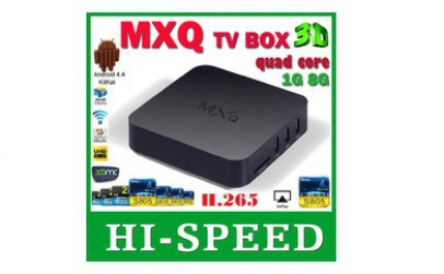 Mini PC Android Media Player MXQ FullHD