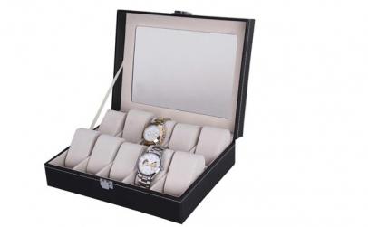 Cutie pentru 10 ceasuri