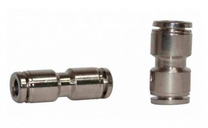 Racord aer drept 10mm metal
