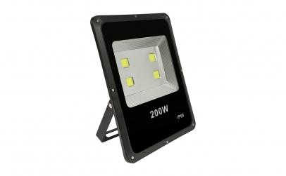 Proiector led 200w slim lumina rece