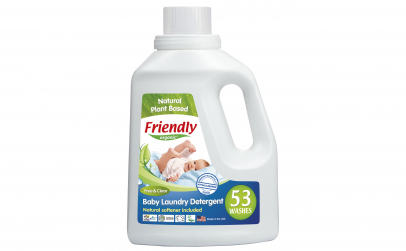 Detergent rufe bebe fara miros -Friendly