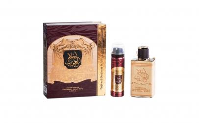 Apa de parfum barbatesc +cadou