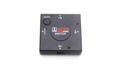 Switch HDMI cu 3 porturi