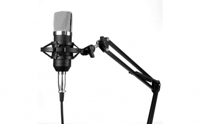 Set microfon omnidirectional cu