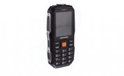 Telefon militar H628, 3800 mAh, Dual
