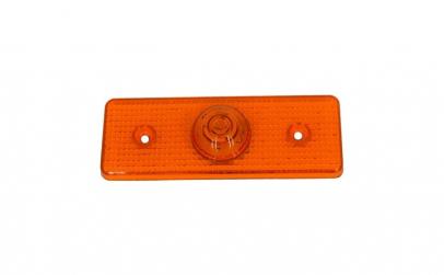 Lampa laterala cu 1 LED SMD 12V galben