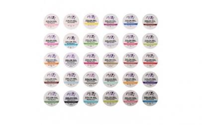 Set 30 Geluri Miley nuante pigmentate