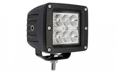 Proiector LED Offroad 18W/12V-24V
