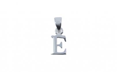 Pandantiv Argint 925, Litera E