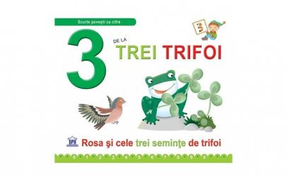 3 de la Trei trifoi - Greta Cencetti