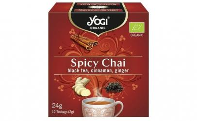 Ceai BIO cu mirodenii, ceai negru,
