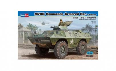 1:35 M706 Commando Armored Car in