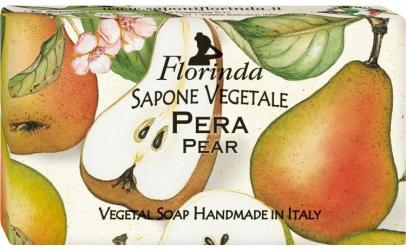 Sapun vegetal cu pere, 100 g