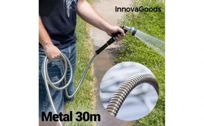 Furtun Metalic Incasabil InnovaGoods