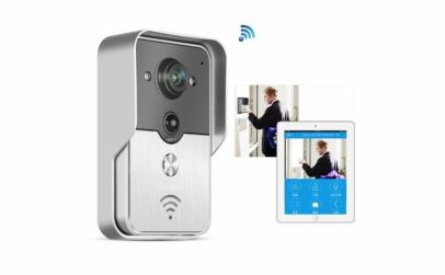 Interfon Smart cu camera IP Wireless