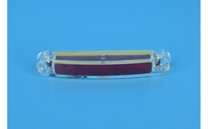 Lampa laterala cu LED 12-24V ROSU