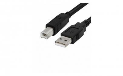 Cablu imprimanta, USB A tata - USB B