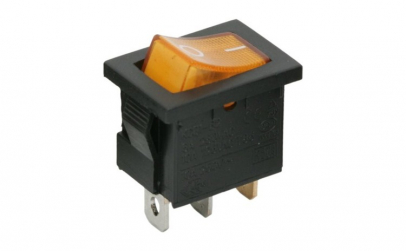 Intrerupator basculant 1 circuit 6A-250V