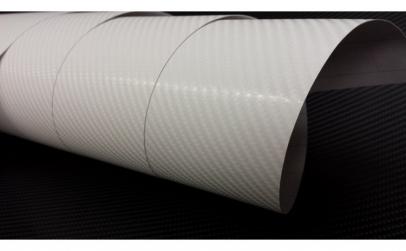 Folie carbon 4D ALB 1 - 52m x 1m GCF34