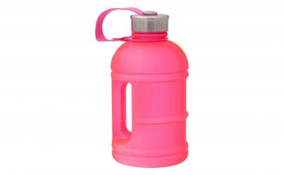 Bidon pentru apa 1.5 l roz
