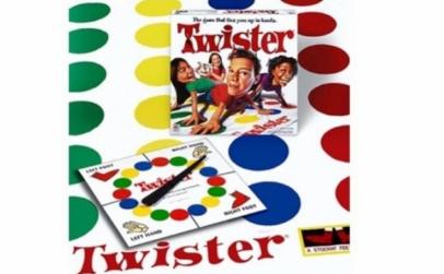 Joc Twister pentru adulti si copii