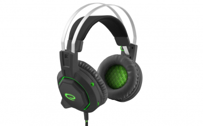 Casti gaming stereo PS3, PS4, PC