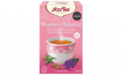 Ceai Bio ECHILIBRUL FEMEILOR, 30.6g Yogi