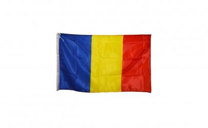 Steag de panza Romania