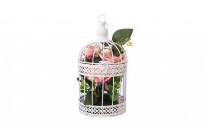 Flori artificiale decorative in ghiveci,