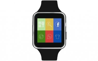 Smartwatch BigShot X6, Ecran Curbat,
