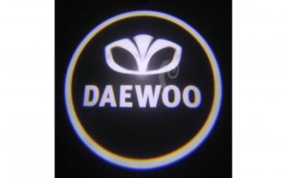 Lampi logo portiere universale Daewoo