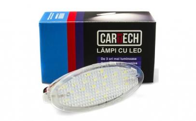 Lampa numar dedicata cu led Opel Corsa